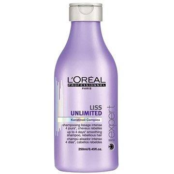 Šampon ĽORÉAL PROFESSIONNEL Série Expert Liss Unlimited Shampoo 250 ml (3474630535053)