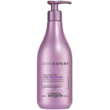 ĽORÉAL PROFESSIONNEL Série Expert Liss Unlimited Shampoo 500 ml (3474630535121)