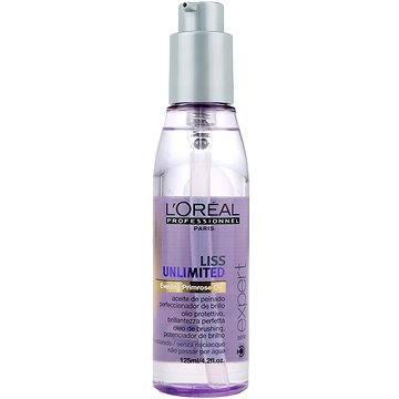 Vlasový olej ĽORÉAL PROFESSIONNEL Série Expert Liss Unlimited Leave-In Oil 125 ml (3474630587472)