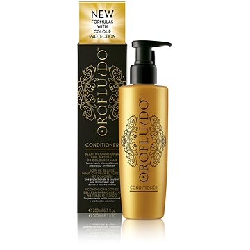 Kondicionér REVLON Orofluido Conditioner 200 ml (8432225031453)