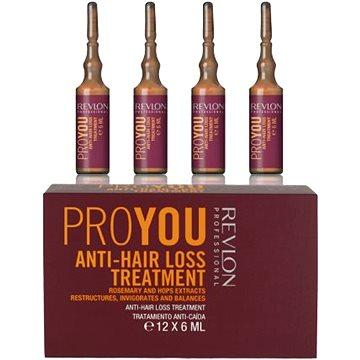 REVLON Pro You Anti-Hair Loss Treatment 12 x 6 ml (8432225014357)