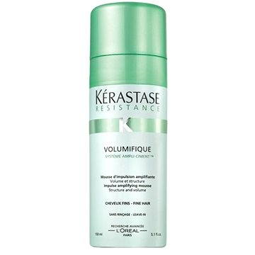 Pěnové tužidlo KÉRASTASE Resistance Volumifique Impulse Amplifying Mousse 150 ml (3474630546110)