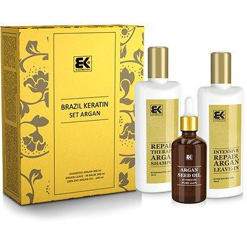 Sada vlasové kosmetiky BRAZIL KERATIN Argan Set (8595615788150)
