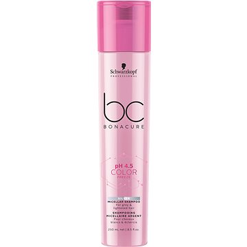 Šampon SCHWARZKOPF Professional BC Cell Perfector Color Freeze Silver Shampoo 250 ml (4045787302370)