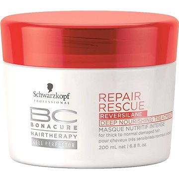 Maska na vlasy SCHWARZKOPF Professional BC Cell Perfector Repair Rescue Treatment 200 ml (4045787327724)