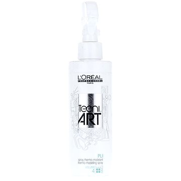 Vlasový sprej ĽORÉAL PROFESSIONNEL Tecni.Art Pli Thermo-Modeling Spray 190 ml (3474630614376)