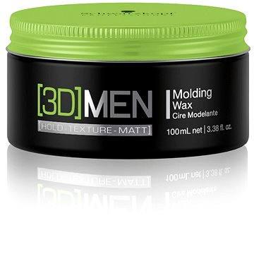 Pánský vosk na vlasy SCHWARZKOPF Professional [3D] Men Molding Wax 100 ml (4045787263770)