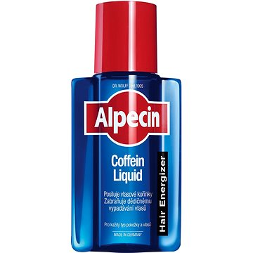 Vlasové tonikum ALPECIN Coffein Liquid 200 ml (4008666215109)