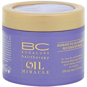 Maska na vlasy SCHWARZKOPF Professional BC Oil Miracle Barbary Fig Oil Restorative Mask 150 ml (4045787269093)
