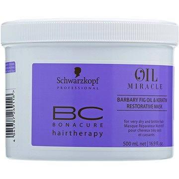 Maska na vlasy SCHWARZKOPF Professional BC Oil Miracle Barbary Fig Oil Restorative Mask 500 ml (4045787269116)