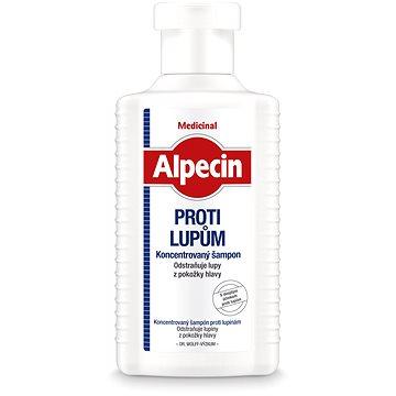 Šampon ALPECIN Medicinal Shampoo Concentrate Anti-Dandruff 200 ml (4008666204608)