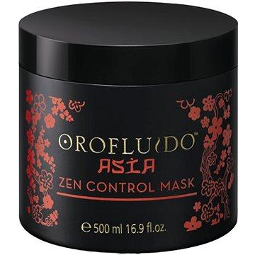 Maska na vlasy REVLON Orofluido ASIA Zen Control Mask 500 ml (8432225072692)
