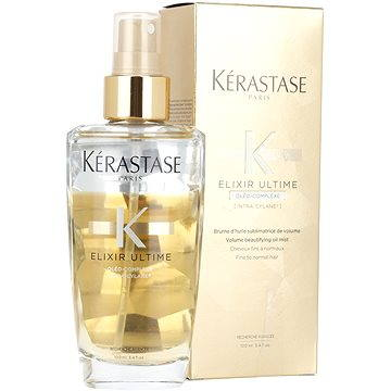 Ochranný olej KÉRASTASE Elixir Ultime Volume Beautifying Oil Mist 100 ml (3474636218745)