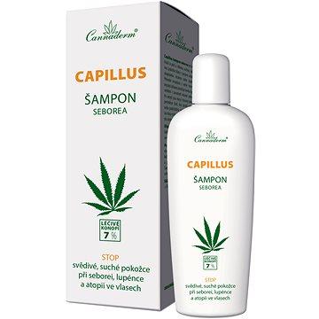 Šampon CANNADERM Capillus Šampon seborea 150 ml (8594059735799)