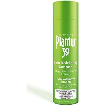 Šampon PLANTUR39 Fyto-kofeinový šampon pro jemné vlasy 250 ml (4008666700124)