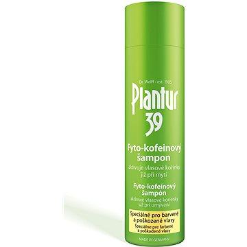 Šampon PLANTUR39 Fyto-kofeinový šampon pro barvené vlasy 250 ml (4008666700971)