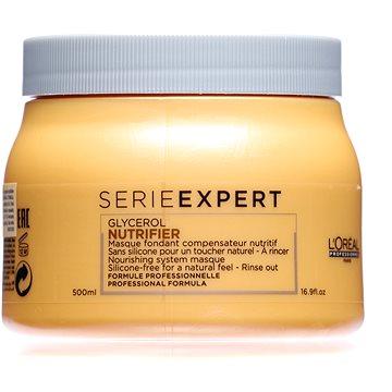 Maska na vlasy ĽORÉAL PROFESSIONNEL Série Expert Nutrifier Mask 500 ml (3474636382897)