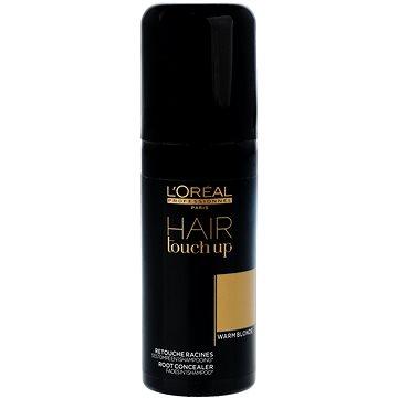 Sprej na odrosty ĽORÉAL PROFESSIONNEL Hair Touch Up Warm Blond 75 ml (3474636434145)