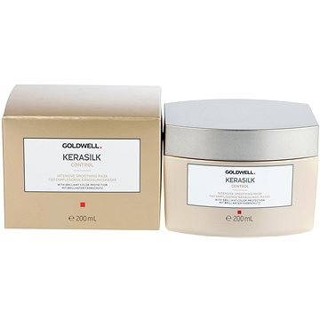 Maska na vlasy GOLDWELL Kerasilk Control Intensive Smoothing Mask 200 ml (4021609652021)
