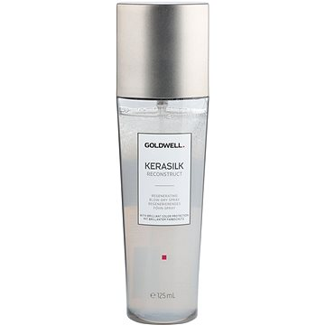 Sprej na vlasy GOLDWELL Kerasilk Reconstruct Regeneration Blow-Dry Spray 125 ml (4021609652199)
