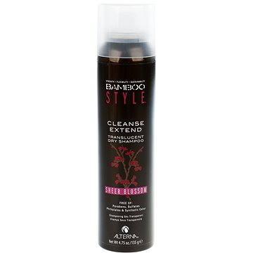 Suchý šampon ALTERNA Bamboo Style Cleanse Extend Dry Shampoo Sheer Blossom 150 ml (873509021216)