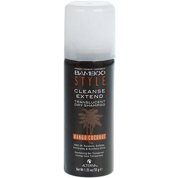 Suchý šampon ALTERNA Bamboo Style Cleanse Extend Translucent Dry Shampoo Mango Coconut 35 ml (873509024217)