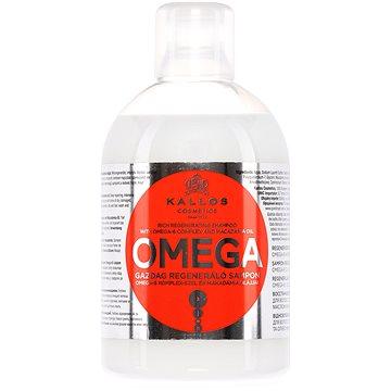 KALLOS Omega Hair Shampoo 1000 ml (5998889511586)