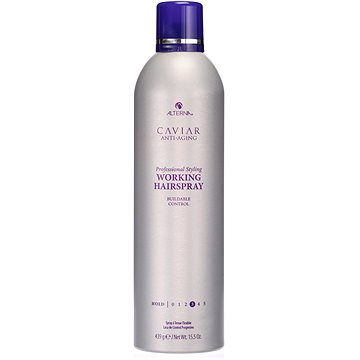 Vlasový sprej ALTERNA Caviar Working Hair Spray 520 ml (873509000723)