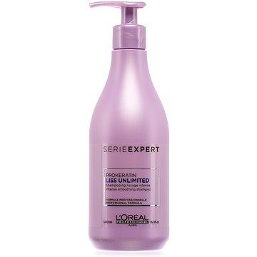 Šampon ĽORÉAL PROFESSIONNEL Serie Expert Prokeratin Liss Unlimited Shampoo 500 ml (3474636482429)