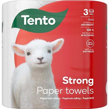 Kuchyňské utěrky TENTO Extra Strongs (2 ks) (6414300103370)