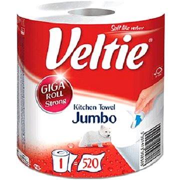 Kuchyňské utěrky VELTIE Jumbo (1 ks) (5901478002808)