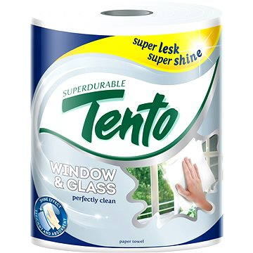Kuchyňské utěrky TENTO Windows & Glass (1ks) (6414301017515)