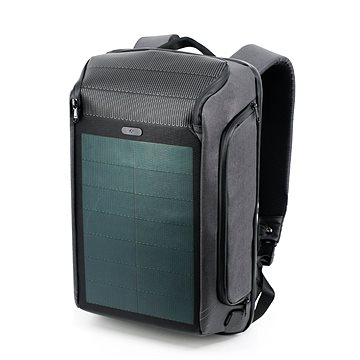 "Kingsons Beam Solar Laptop Backpack 15.6"" (K9386W)"