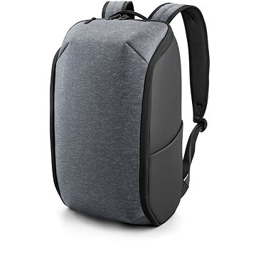 "Kingsons City Commuter Laptop Backpack 15.6"" šedý (KS3203W_grey)"