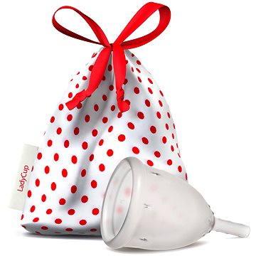 LadyCup Large menstruační kalíšek velký 1ks + ZDARMA Ubrousky Lady Wipe