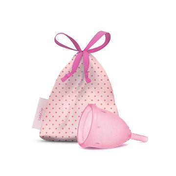 LadyCup menstruační kalíšek - Růžový + ZDARMA Ubrousky Lady Wipe