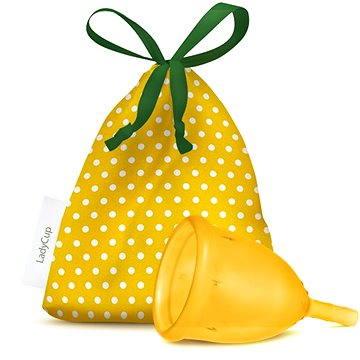 Menstruační kalíšek LADYCUP Sunflower L(arge) (8594156900373) + ZDARMA Ubrousky Lady Wipe