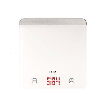 Laica Digitální kuchyňská váha bílá KS1601W