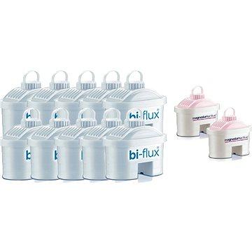 LAICA Nahradní filtry Bi-flux, 10ks + 2ks Magnesiumactive (F12SES0)