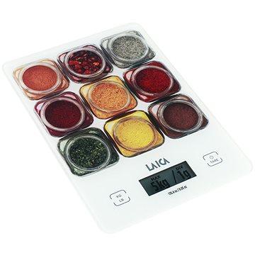 Laica digitální kuchyňská váha SPICE (KS1040)
