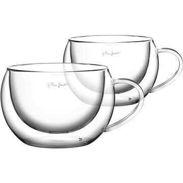 Lamart set 2 cappuccino sklenic 270ml VASO LT9012 (LT9012)