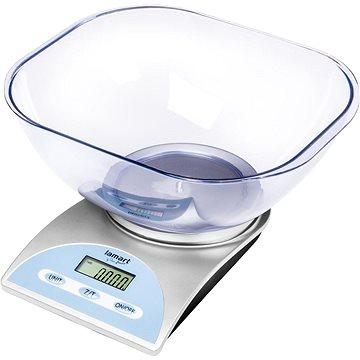 LAMART LT7033 Kuchyňská váha s miskou BOWL