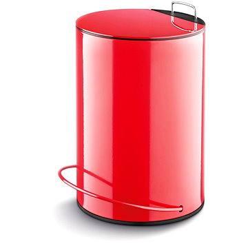 Odpadkový koš Lamart Odpadkový koš 5l červený Dust LT8006 (42001221)