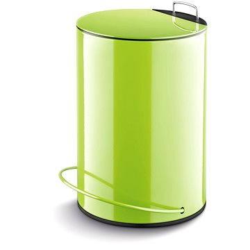 Odpadkový koš Lamart Odpadkový koš 5l zelený Dust LT8007 (42001222)