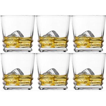 LAV Sklenice na whisky 310ml ELEGAN čirá 6ks (ELG360/6)
