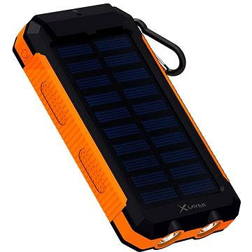 XLayer Powerbank Plus Solar 8000mAh (211474)