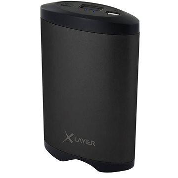 XLAYER Powerbank PLUS Heat 5200mAh černá (214081)
