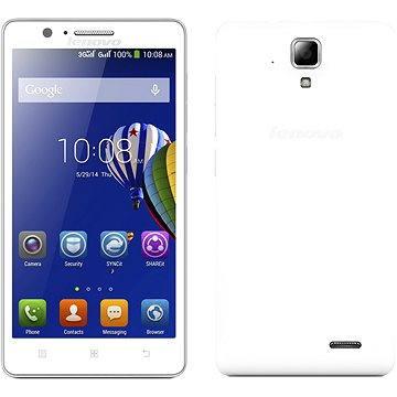 Lenovo A536 White Dual SIM (P0R6001HCZ) + ZDARMA Digitální předplatné Týden - roční