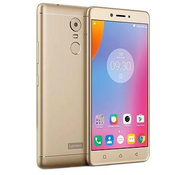 Lenovo K6 Note Gold (PA570051CZ) + ZDARMA Elektronická licence ESET Mobile Security na 6 měsíců (elektronická licence)