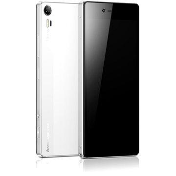 Lenovo VIBE Shot Pearl White Dual SIM (PA1K0063CZ -) + ZDARMA Album MP3 Zimní playlist 2017 Digitální předplatné Týden - roční